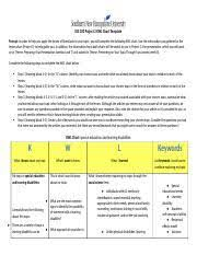 Ids 100 Project 2 Kwl Chart Template Kwl Chart To Turn