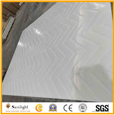 Expect to spend between $8 and $24/sf for cultured marble shower walls. China Chevron Pattern Cultured Marble Shower Surround For Us Hotel Cultured Marble Tub Surround Shower Wall Panel China Cultured Marble Shower Surround