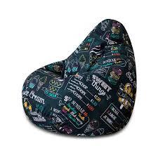 <b>Кресло</b>-<b>мешок DreamBag Ice</b> cream XL 125x85 | fondim27.ru