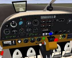 piper pa34 200t seneca ii flightgear wiki the 3d cockpit