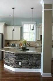 Diy kitchen projects Industrial Stone Kitchen Island Stone Island Kitchen With Bar Counter Kitchen Islands Kitchen Stone Wall Breakfast Bar Kitchen Counter Tops Stone Kitchen Pinterest 227 Best Diy Kitchen Projects Ideas Images Diy Kitchen