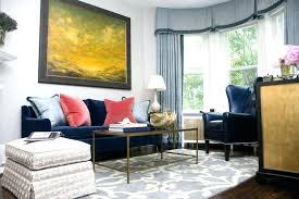 navy blue furniture living room. Navy Sofa Living Room Blue Furniture Transitional With