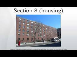 section 8 housing youtube section 8 housing