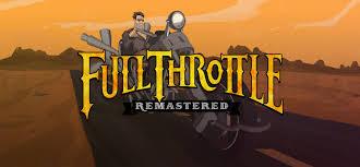 <b>Full Throttle</b> Remastered on GOG.com