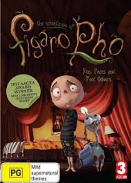 The Adventures of Figaro Pho (2012)