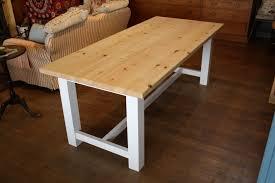 farmhouse dining table uk. farmhouse dining table the wooden workshop oakford devon kitchen tables uk wood designexplora