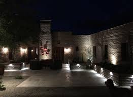 paradise garden lighting spectacular effects. Outdoor Lighting Scottsdale Paradise Garden Spectacular Effects