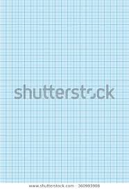 Graph Paper Grid Cyan Color On Stock Illustration 360993908