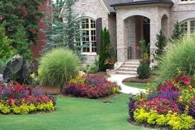 office landscaping ideas. Front Landscaping Ideas Yard For Of Ranch House High Office N