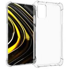 <b>ASLING Phone Case</b> for Xiaomi Mi Poco M3 Transparent Cases ...