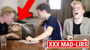 WET XXX MAD LIBS CHALLENGE w Niki N Sammy YouTube