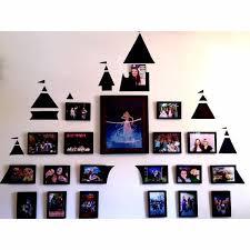 disney office decor. castle frame set by alittlepixiedustco on etsy disney office decor h