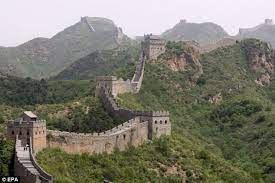 the great wall of china is 13 170 miles