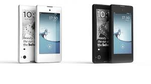 The Worlds First Double Sided Smartphone With Lcd And E Ink