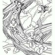 25 Nieuw Jake En De Nooitgedacht Piraten Kleurplaat Mandala