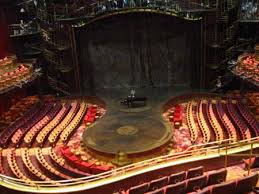 Zumanity Theater Seating Chart D I Z T O P I A Las Vegas 24 7 X 10 The Work Play