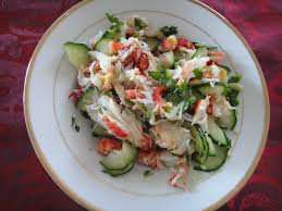 Thai Style King Crab Salad