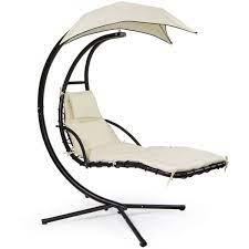 barton steel outdoor patio chaise