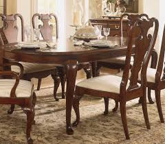 comfortable dining room chairs. Tapered Leg Queen Anne Dining Table Plus Comfortable Plan Room Chairs