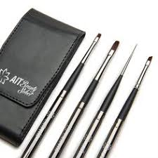 ait beauty select bella makeup brush set of 4 del brushes pact travel set learn more by visiting the image link