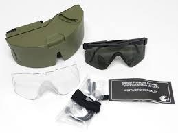 Vintage us military sunglasses z87