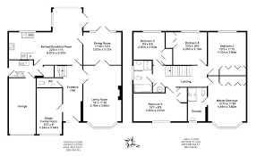 floor plans for 5 bedroom house decoration large 5 bedroom house plans floor for homes modern