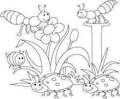 Kinder Coloring Pages Kindergarten Coloring Page Preschool Coloring