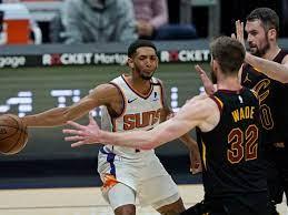 Suns beat Cavaliers 134-118 in OT; stay ...