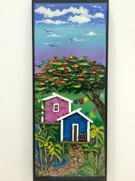 artesanias de puerto rico casitas y flamboyan puerto rico art and crafts