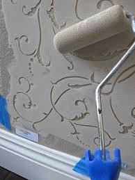 diy home decor stencils wall