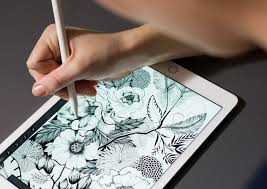 Apple Pencilin käyttäminen iPad Pron ja iPadin (6