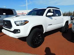 2018 New Toyota Tacoma TRD Sport Double Cab 5' Bed V6 4x4 ...