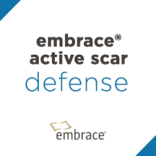 embrace scar therapy before and after. scar treatment, therapy embrace before and after