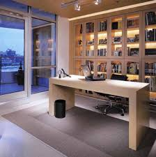 contemporary home office ideas. Classic Nuance Contemporary Home Office Which Is Decorated Using New Library Design Ideas
