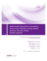 World Health Organization International Study On The
