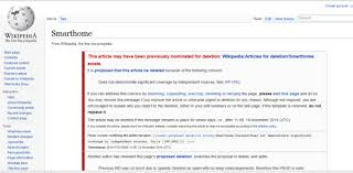 wikipedia article template understanding the wikipedia deletion process