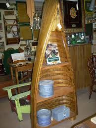 canoe bookshelves cedar strip bookshelf clint 13