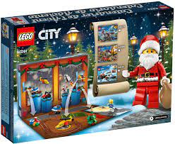 Đồ Chơi LEGO City 60201 - Bộ Lịch Giáng Sinh LEGO City Advent Calendar (LEGO  60201 LEGO City Advent Calendar)