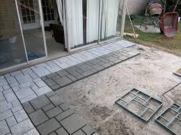 DIY Cool & Creative Patio Flooring Ideas 01