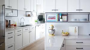 modern white kitchen interior design. interior design \u2013 this modern white kitchen has a surprising detail - youtube