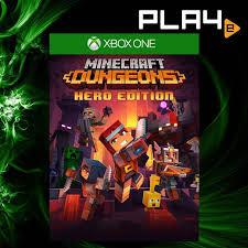 XBox One Minecraft Dungeons [Hero ...