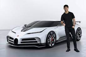 August 3, 2020 the bugatti centodieci limited edition is a gift to himself following his team victory at the 36th serie a cristiano ronaldo's love for fast cars is well known. Cristiano Ronaldo Allegedly Just Bought A Rm45 Million Bugatti Centodieci