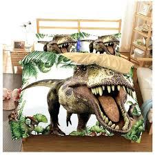 childrens bedding sets park dinosaur set boys bedclothes bed linen set bed duvet cover set toddler