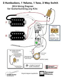 guitar wiring diagram 1 humbucker 2 single coil wirdig volume 1 tone 2 volume 1 t one wiring diagram hsh wiring diagram 1