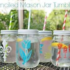 Decorating Mason Jars For Drinking Mason Jar Travel Cups Travel Cup Cups And Craft 60