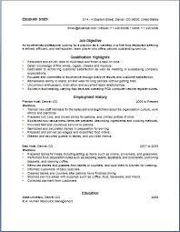 Waitress Resume Examples Simple Waiter Job Description For Resume Best Of Sample Waitress Resume