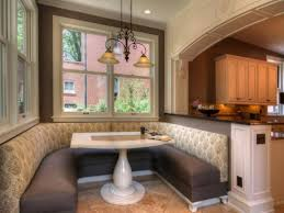 Kitchen Built In Bench Kitchen Corner Booth Economy L Shaped Booth Set Cool Kitchen
