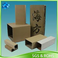 cardboard tube furniture. Kraft Square Paper Cardboard Tube Box For Packing LED Express Package Furniture