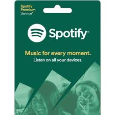 10 spotify gift card us