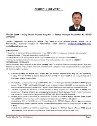 CV of Pradip Saha_CEng MIGEM Senior Process Engineer 2015